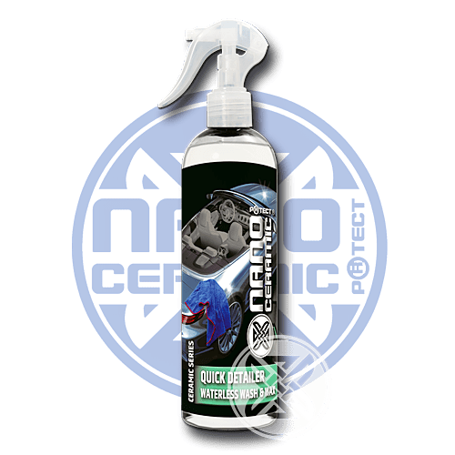 Nano Ceramic Protect Wasch & Wachs – Quick Detailer 500 ml