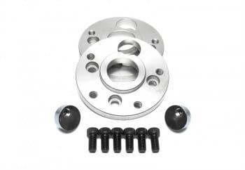 TA Technix Lochkreisadapterset 20mm pro Seite/40mm pro Achse/4x100 auf 5x120